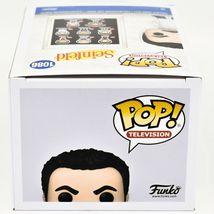 Funko Pop! Television Seinfeld Yev Kassem Soup Chef #1086 Vinyl Action Figure image 6
