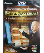 Deal or No Deal The Interactive DVD Game Show  (DVD Video Game, 2006) - $4.04