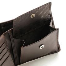 Calvin Klein Ck Men's Leather Key Fob Coin Wallet Keychain Gift Box Set 79349 image 13