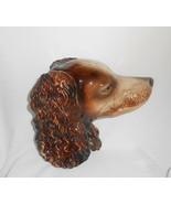 English Springer Spaniel Dog Jema Holland Wall Mount Ceramic Vintage #162 - $38.00