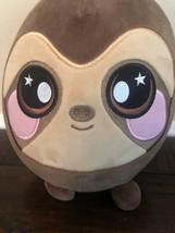 Squishamals Sloth Jumbo 9 Inch Scented Plush Figure Ready to Ship! - $17.77