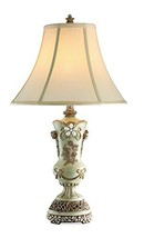 OK Lighting Vintage Table Lamp, Rose - $184.15