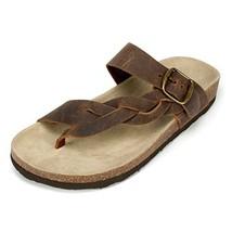 White Mountain Shoes 'crawford' Women's Sandal, Brown - 10 M - $38.16