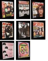 Beatles Magazine Lot FMQ Newsweek Peta News Hits Magazine The 910 Beatle... - $56.99