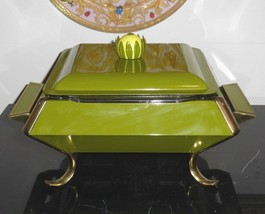 Fire King Mid Century Chafing Dish Candle Warmer Plater - $79.00