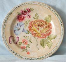 American Atelier 5024 Floral Daze Salad Plate set of 4 image 4