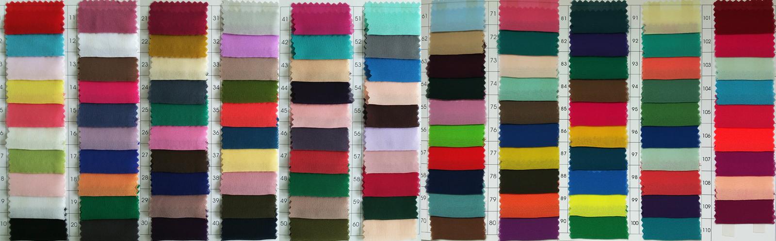Silkychiffoncolor 1125