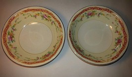 Vintage Homer Laughlin Fine China Fruit Dessert... - $13.98