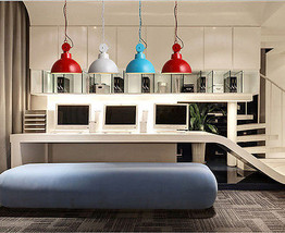 Modern Kid's Room Color Pendant Dome Light Ceiling Lamp Home Lighting Fixture - $178.00