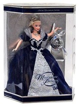 Collectable Barbie/ Holiday Barbie Special Edition Millennium Princess 2... - $34.75