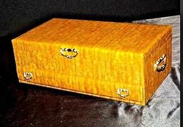 JewelryBox AA18-1207 Vintage 3 Tier Vinyl image 1