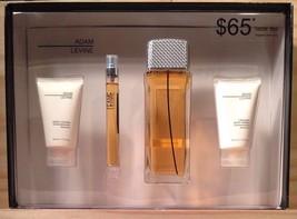 Adam Levine Eau de Parfum Gift Set with Body Lotion & Body Wash GREAT GI... - $36.99