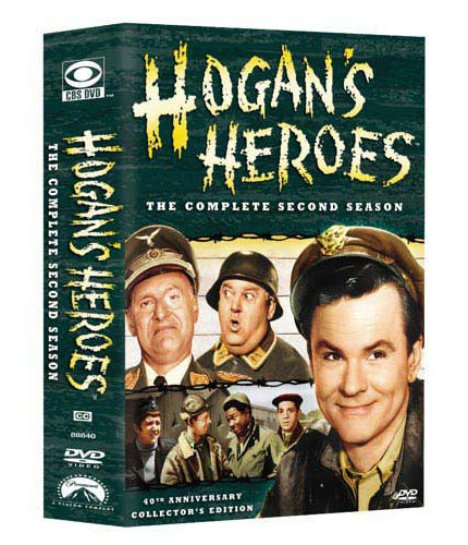 Hogan's Heroes: The Complete Second Season 2 (DVD Set) New Classic TV Series