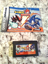 Sonic Battle (Nintendo Game Boy Advance, 2004) GBA - $12.95