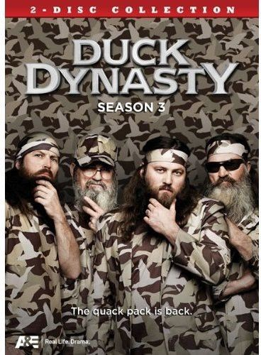 Duck Dynasty Complete Third Season 3 (DVD Set) New TV Series