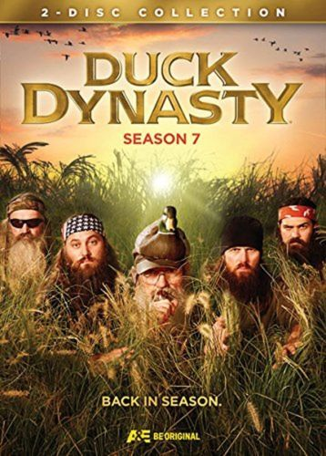 Duck Dynasty The Complete Seventh Season 7 (DVD Set) New TV Series