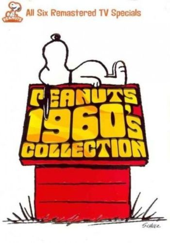 Peanuts: 1960's Collection  (DVD Set) Charlie Brown Snoopy New