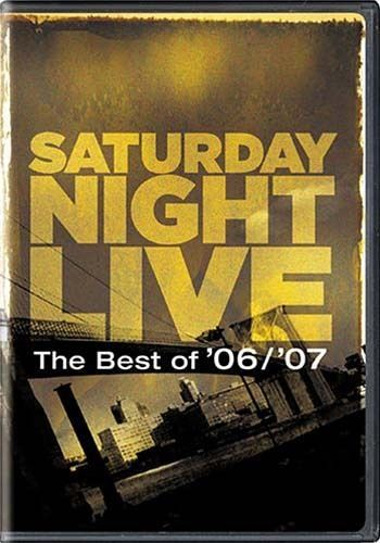 Saturday Night Live Best of 06 07 DVD New 2006 2007 SNL