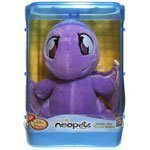 "Neopets 10"" Interactive Talking Shoyru Plush Purple by Neopets"