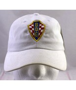 Ban Distribution Group BDG White Adjustable Baseball Cap Caps Hat Hats - £8.65 GBP