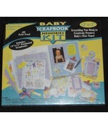 Baby Scrapbook Memories Kit - $32.65