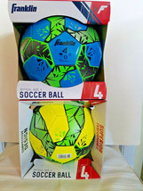Franklin All Weather Play Competition Soccer Ball #4 - $19.99