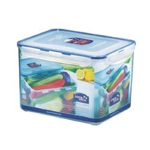 Lock&Lock 338-Fluid Ounce Rectangular Food Container with Tray, Tall, 41.6-Cup - $67.30