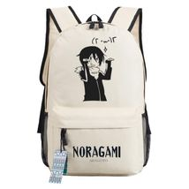 Noragami Aragoto Cool Anime Yato God Character School Bag Backpack - $49.99