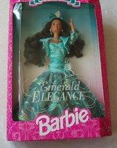Barbie Emerald Elegance African American Doll - $19.80
