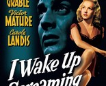 I Wake Up Screaming (1941) [Blu-ray]