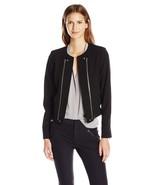Calvin Klein Women's Fashion Jacket, Black, 8 - $69.99