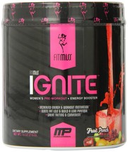 Fitmiss Ignite Pre-Workout Supplement, Fruit Punch, 7.6 oz. - $28.30