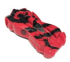 Movie Taejo Togokhan's Speed Racer Red Black Sports Race Toy Push Back C... - $4.94