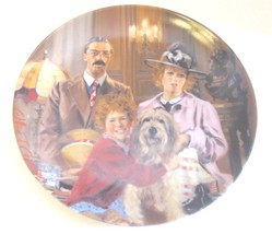 Annie, Lily, Rooster Collector Plate Edwin M. K... - $20.92