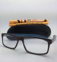 Readers EYE•BOBS Eyeglasses I'M RIGHT 2409 10 +3.00  Brown Tortoise & Blue Frame