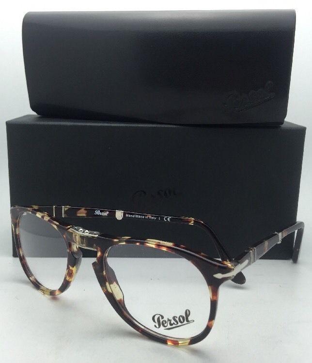 a8d7ed86be53b Folding PERSOL Eyeglasses 9714-V-M 985 50-20 and 50 similar items