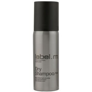 label.m Professional Haircare Dry Shampoo 50ml Travel Size by Label.m