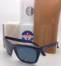 New VUARNET Polarized Sunglasses VL 0006 0005 Blue Fade Frame / POLARLYNX Blue