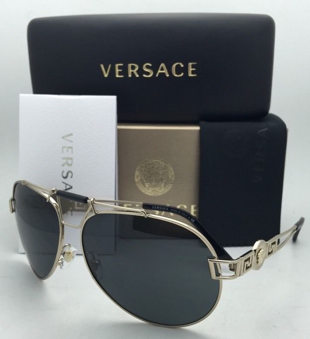 9c240b297f New VERSACE Sunglasses VE 2160 1252 87 63-14 and 50 similar items