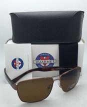 Polarized VUARNET Sunglasses VL 1115 0004 Bronze Frames w/POLARLYNX PX2000 Brown