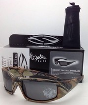 New SMITH OPTICS HIDEOUT TACTICAL Series Sunglasses Realtree AP w/ Grey lenses