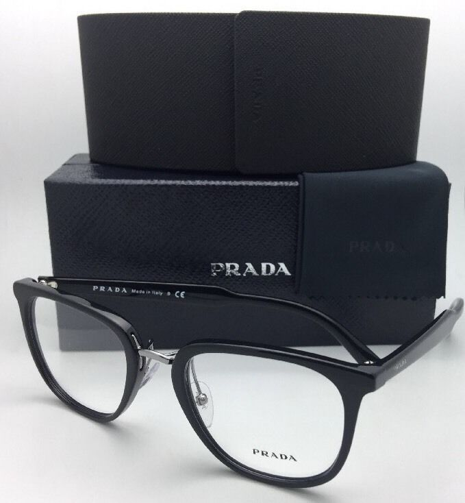 b3a8da5b5d36 New PRADA RX-able Eyeglasses VPR 10T 1AB-1O1 and 26 similar items. S l1600