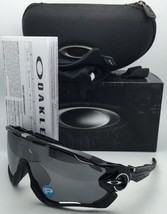 Polarized OAKLEY Sunglasses JAW BREAKER OO9290-07 Polished Black w/Black Iridium