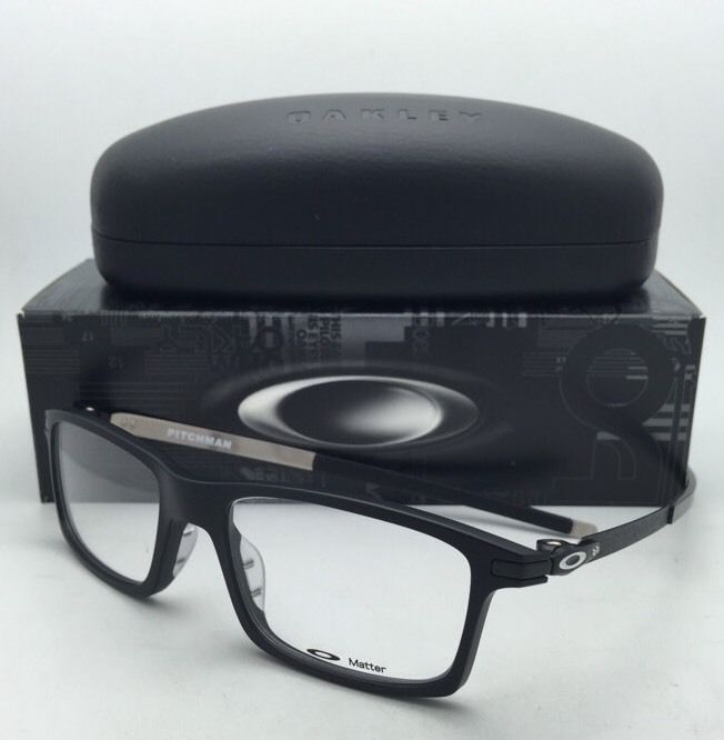 90bd832d2e6f7 New OAKLEY Eyeglasses PITCHMAN OX 8050-0153 and 50 similar items. S l1600