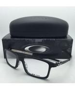 New OAKLEY Eyeglasses PITCHMAN OX 8050-0153 53-18 Satin Black Frames w/ ... - $189.95