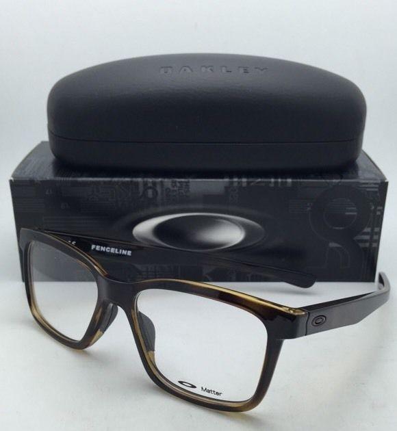 3dc0615005a New OAKLEY Eyeglasses FENCELINE OX 8069-0253 and 50 similar items