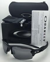 OAKLEY Flak 2.0 Sunglasses OO9295-01 Matte Black Frames w/ Black Iridium Lenses