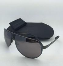 New Sunglasses CARRERA 102/S J8P8G Aviator Matte Brown Frames w/ Silver Mirror