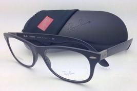 3ac843edcc Brand New RAY-BAN Eyeglasses LITEFORCE RB 7032 5204 52-17 Matte Black Fr