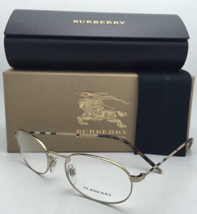 0cc1d086927 New BURBERRY Eyeglasses B 1273 1145 52-19 and 50 similar items